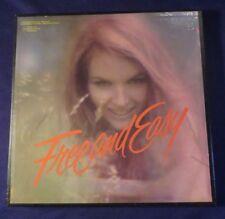 Free And Easy 6 Album Vinyl Record LP Box Set
