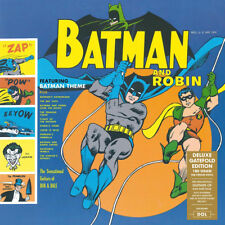 Sun Ra / Blues Project - Batman & Robin - NEW SEALED 180g LP w/ gatefold