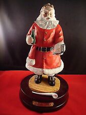 Duncan Royale, Soda Pop Musical figurine, from History of Santa, new