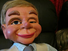 One of a kind PRO Moving Eyes Eybrows Ventriloquist Dummy Puppet Movie Prop