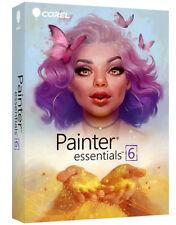 Corel Painter Essentials 6 - Win/Mac New Retail Box