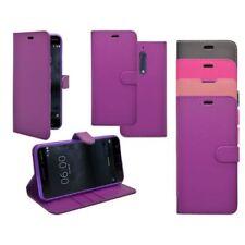 Fundas y carcasas Para Nokia 5 de piel sintética para teléfonos móviles y PDAs Nokia