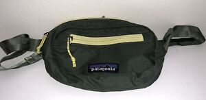 Patagonia Olive Green Fanny Pack Waist Bag