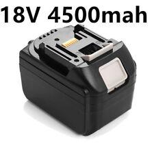 4.5 Ah 18V Akku Für Makita  Li-Ion LXT BL1850 BL1840 BL1830 Ersatzakku 4500mAh