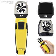 TROTEC Anemometer BA16WP | Thermometer | Windmeter | Lucht Wind Snelheidsmeter