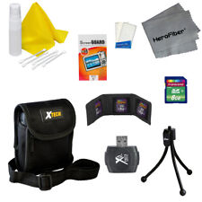 10 Piece Accessory Kit for Sony Cyber-Shot DSC-W800 Digital Camera