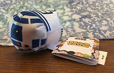 Us Disney Store Original Release R2D2 Mini Tsum Tsum Nwt! Star Wars!