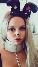 ⚜ Halskrause Halsfixierung Halsfessel Collar Restraint Asylum m. Segufix kombi ⚜