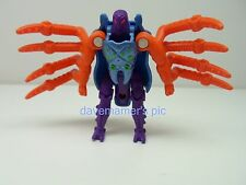 Transformers Beast Wars 1998 Transmetals McDonald's BLACKARACHNIA action figure