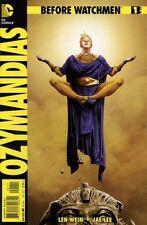 BEFORE WATCHMEN : OZYMANDIAS - COMPLETE SET ISSUES 1 2 3 4 5 6