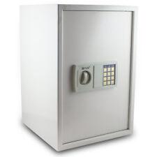 BITUXX® Safe Tresor Möbeltresor Wandtresor Aktentresor Geldschrank lichtgrau
