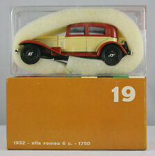 RIO - 19 - 1932 Alfa Romeo 6c 1750 - In unopened Plastic Box.