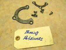 1977 HONDA MR 175 ELSINORE OEM BERRING RETAINERS /FASTENERS