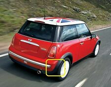 MINI NEW GENUINE R50 R52 (SINCE 04/07) REAR LOWER BUMPER TRIM SPOILER RIGHT O/S