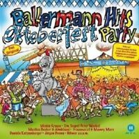 BALLERMANN HITS OKTOBERFEST PARTY 2 CD NEU
