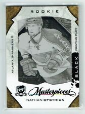 08-09 UD The Cup  Nathan Oystrick  1/1  Printing Plate  New Humboldt Coach