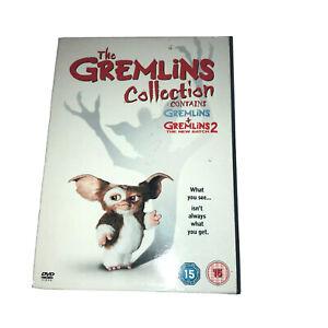 The Gremlins 1 + 2 Collection (Zach Galligan, Phoebe Cates) New Region 4 DVD