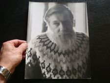 Writer ANDREI SINYAVSKY RUSSIAN AUTHOR DISSIDENT Orig Photograph Jerry Bauer 'A'