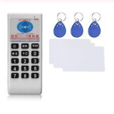 Handheld RFID Card Reader Writer 125KHz-13.56MHZ Copier Duplicator ID Tags V2I5