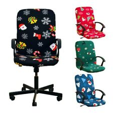 Office Chair Cover Elastic Universal Rotating Armrest Lifting Computer Chair New