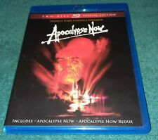 Apocalypse Now (Blu-ray Disc, 2010, 2-Disc Set, Special Edition)