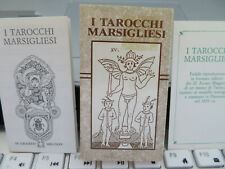 I Tarocchi Marsigliesi Mini tarot Marseille Tarot OOP RARE Lo Scarabeo Mignon