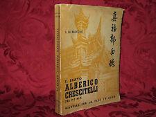 Libro Il Beato Alberico Crescitelli P.I.M.E. Martire per Fede in Cina M. Balconi