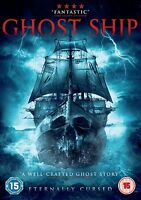 Ghost Ship (DVD) (NEW AND SEALED)  (REGION 2)