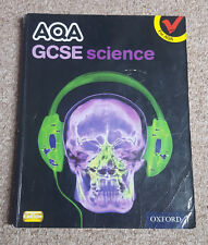 AQA GCSE Science Student Book by Simon Broadley, Mark Matthews, Jim Newall, Grah