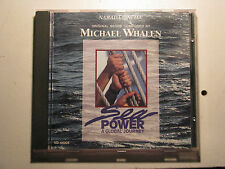 Sea Power : A Global Journey by Michael Whalen 1993 CD Narada Cinema