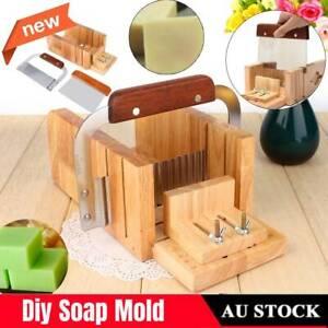 Soap Loaf Mold Cutter Soap Making Tool Handmade Soap Mould Adjustable Cutter AU