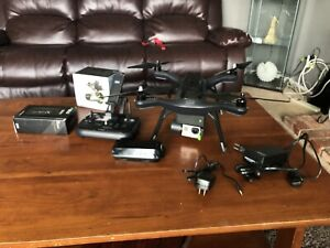 3DR Solo Quadcopter Smart Drone Bundle with TONS of accessories.  Slightly Used
