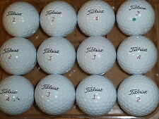12 Pearl Titleist Pro V1x golf balls Superb quality No signs of play