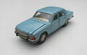 Volga GAZ 3102 original scale model 1:43 USSR