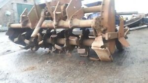 6ft howard rotavator 7ft overall width  strong heavy machine good working order