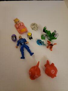 Toy figurines lot Miss Piggy SML Vietnam dragon, Hasbro, Fisher Price Vintage