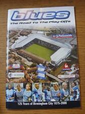 13/05/2000 Play-Off Semi-Final Division 1: Birmingham City v Barnsley  (No appar