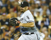 KEVIN YOUKILIS CHICAGO WHITE SOX SIGNED 8x10 PICTURE *PROOF 2