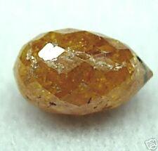 2.50 Carats 1 Polished Raw NATURAL ROUGH DIAMONDS Bead