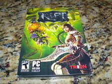 Rift (PC, 2011) Game Windows Mint Replacement Copy (Mint)