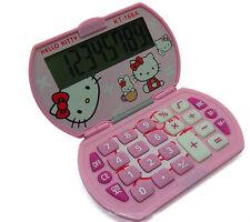 Hello kitty Super cute student calculator