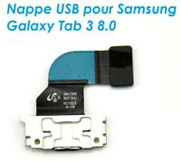 Nappe connecteur charge Micro USB Samsung Galaxy Tab 3 8.0 T310 SM-T310