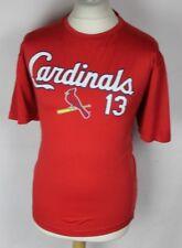 Carpenter #13 St Louis Cardinals Baseball T-Shirt Mens Large