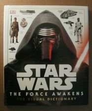 Star Wars The Force Awakens The Visual Dictionary 2015 HC