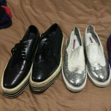 Bundle Sale: Authentic Prada Brogues Shoes Size 38 and 37