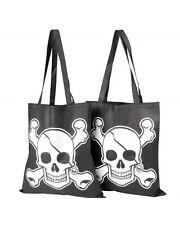 Bulk Wholesale Job Lot 36 Pirate Canvas Tote Bags