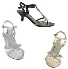 Zapatos de tacón de mujer Anne Michelle color principal oro