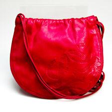 LOEWE Pink Shoulder Bag Used Auth 12-10