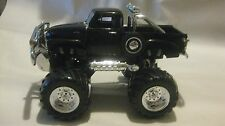 1953 Chevy Pick-Up Monster Truck Black 124 Scale Diecast Thunder Crusher  dc1199