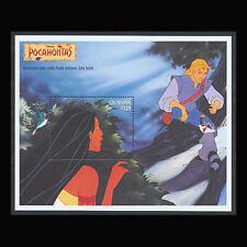 Guyana, Sc #2988, MNH, 1995, S/S, Disney, Pocahontas, FIHI-9